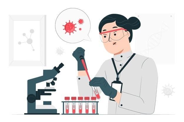 Abnormal Blood Test Report