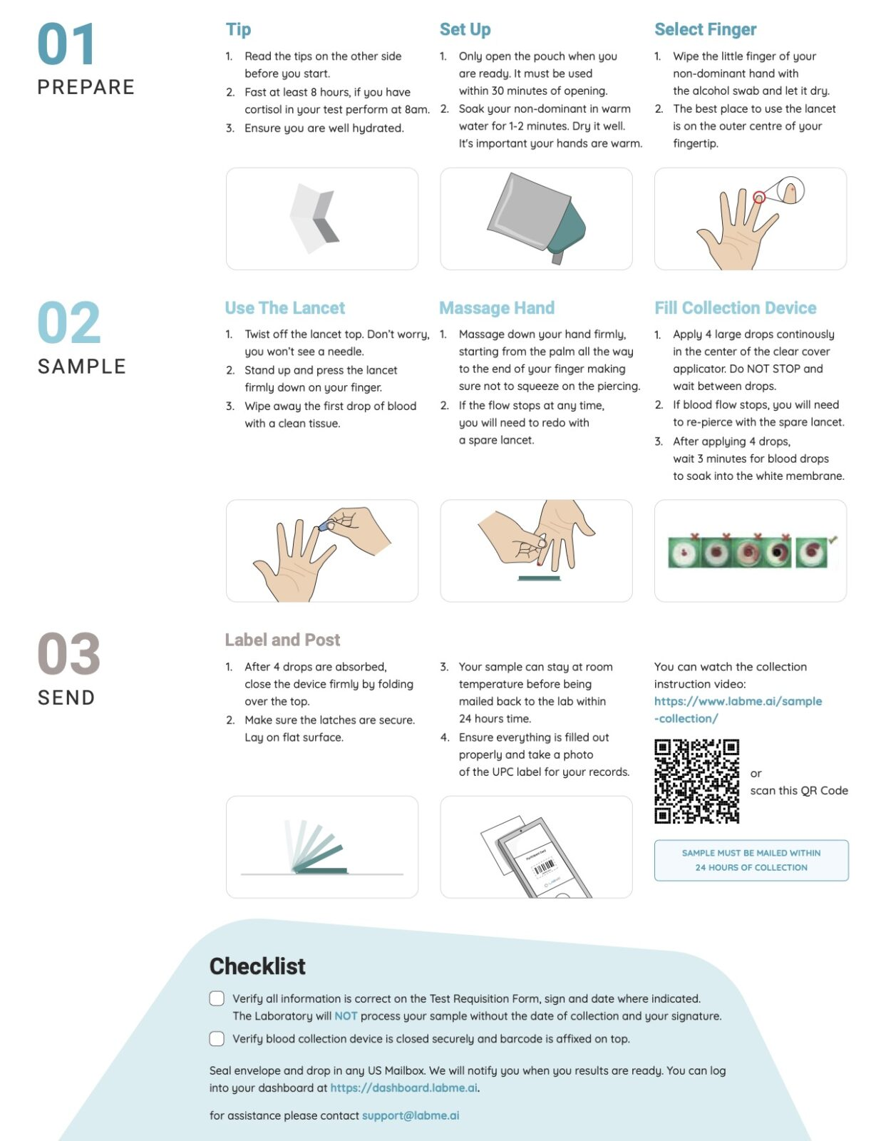 Instruction Labme V.2 How It Works