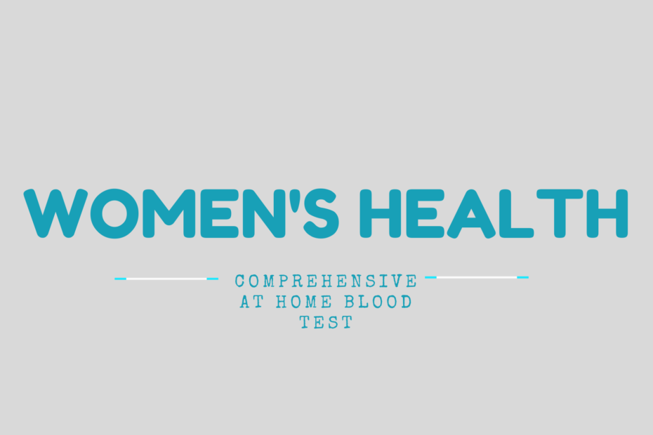 At Home Women'S Health Test