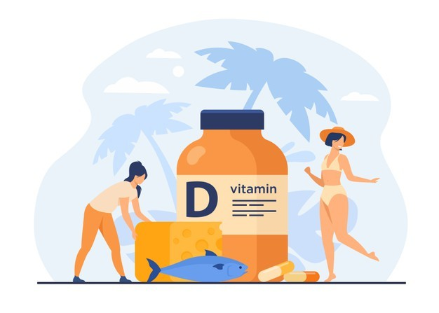 At Home Vitamin D Testing